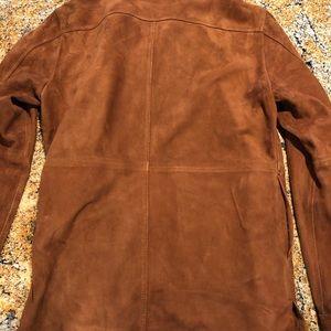 J. Lindeberg Jackets & Coats - J Lindenberg real Suede leather jacket